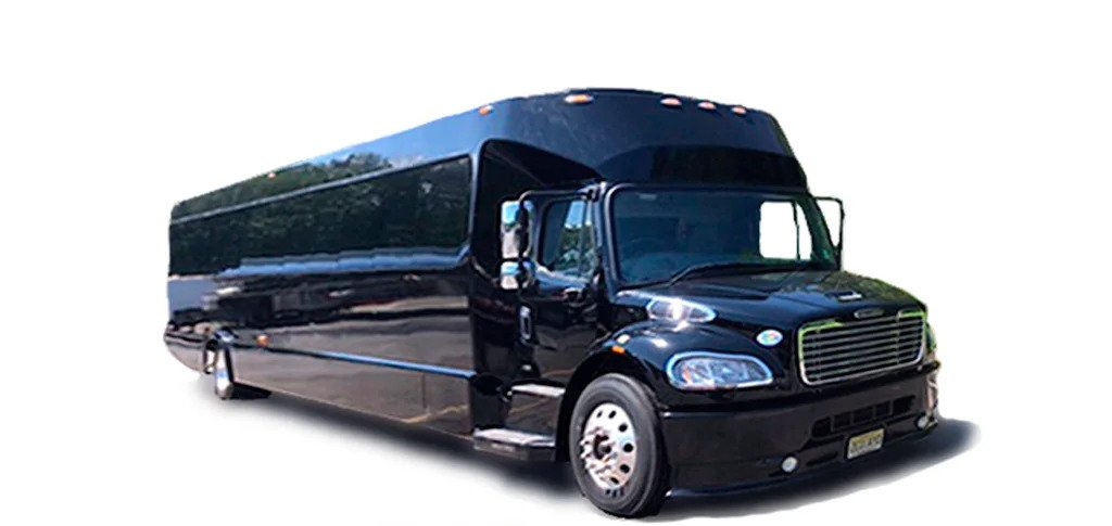 party bus tampa and limo bus service fl - the land yacht